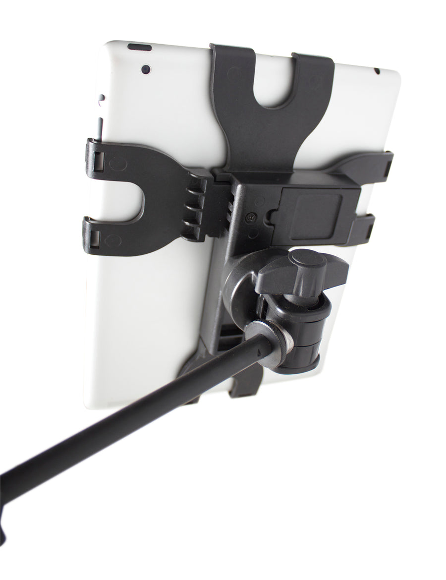 iPad Tablet Tray with Microphone Stand Mount (GFW-UTL-TBLTMNT)