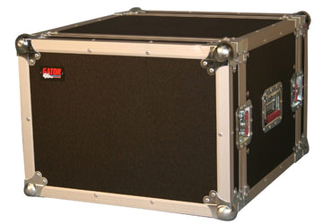 8U, Standard Road Rack Case (G-TOUR 8U)