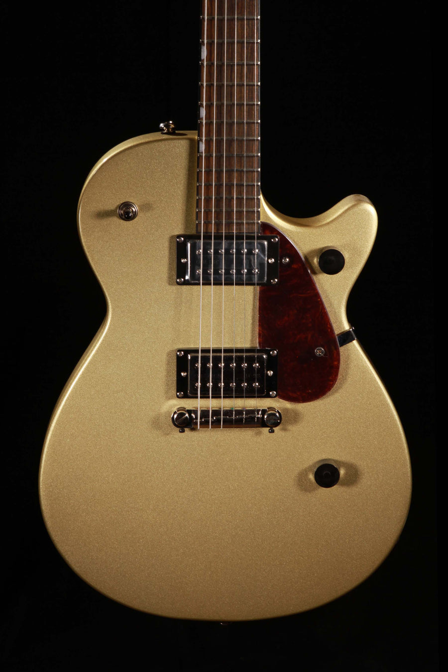 Gretsch G2210 Streamliner Jr Jet Club Gold Dust
