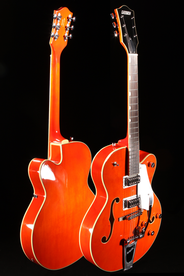 Gretsch G5420T Electromatic Orange with Bigsby 3611