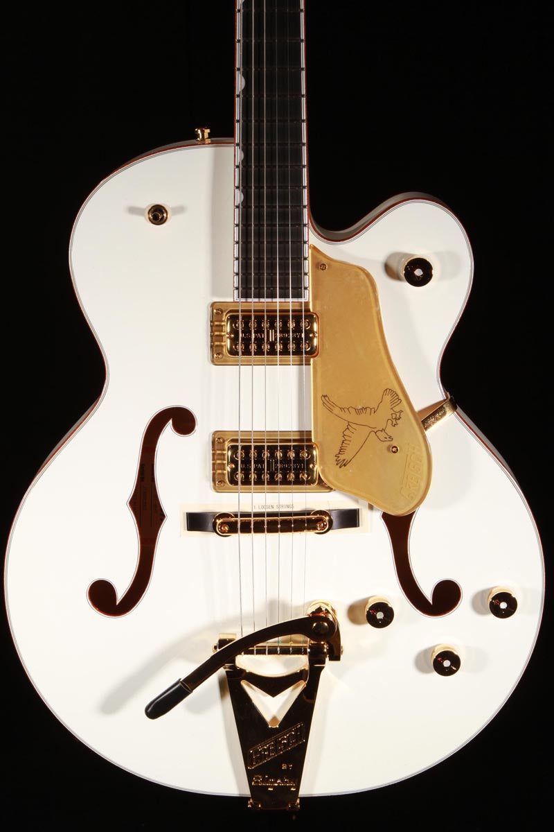 Gretsch G6136T White Falcon Players Edition w/String-thru Bigsby & Hardshell Case