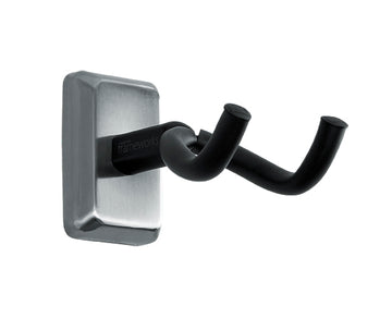 Chrome Wall Mount Guitar Hanger (GFW-GTR-HNGRSCH)