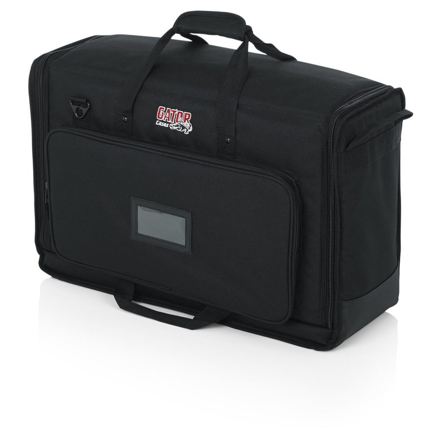 Small Padded Dual LCD Transport Bag (G-LCD-TOTE-SMX2)