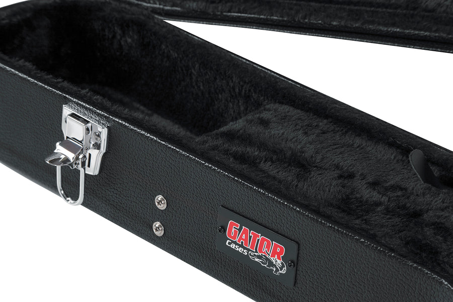 Gator Les Paul Black Case (GWE-LPS-BLK)