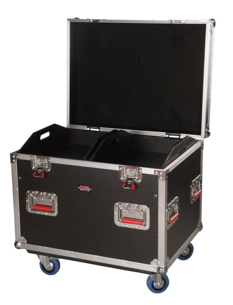 Truck Pack Trunk; 30″x22″x22″; 12mm; w/ dividers (G-TOURTRK302212)
