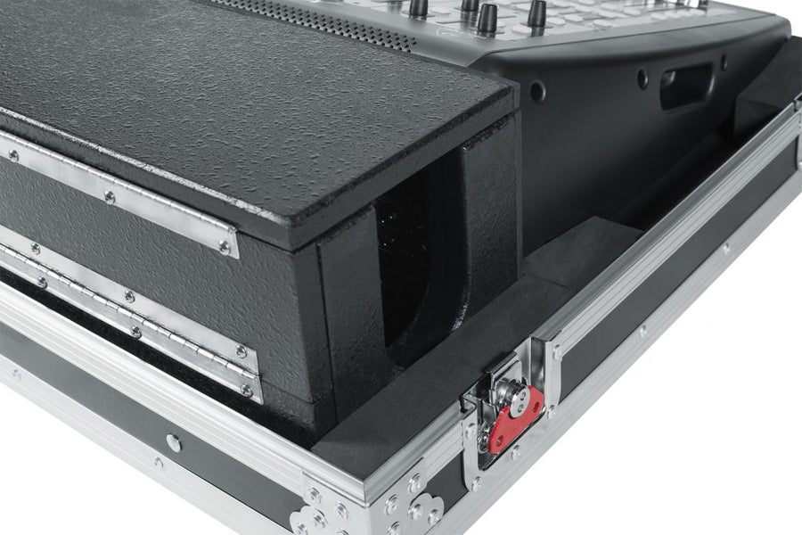 Road case for Behringer X-32 with Doghouse (G-TOUR X32)