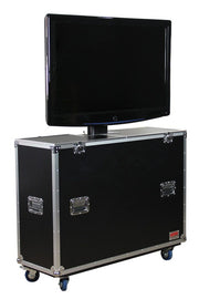 47″ LCD/Plasma Electric Lift Road Case (G-TOUR ELIFT 47)