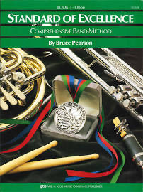 Standard of Excellence: Oboe Book 3