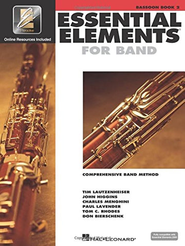 Essential Elements for Band: Book 2 - Bassoon