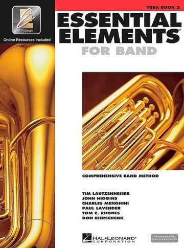 Essential Elements for Band: Book 2 - Tuba