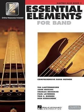 Essential Elements for Band: Book 2 - Electric Bass
