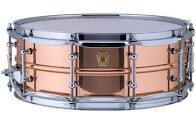 "Ludwig 5""x14"" Copperphonic Snare Drum 3461"
