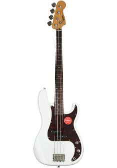 Squier Affinity Precision Bass Olympic White