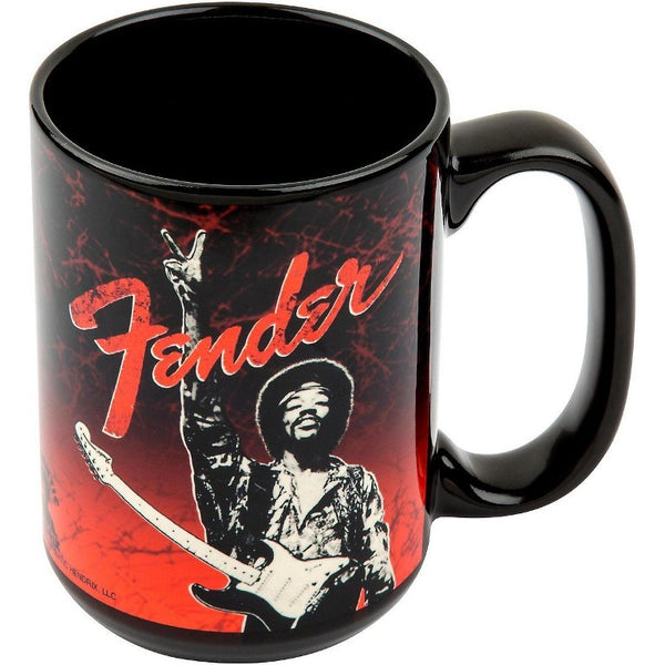 Fender Jimi Hendrix Coffee Mug