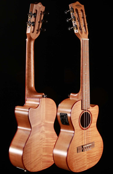 Lanikai FM-5CET  Flame Maple 5-String Tenor Ukulele