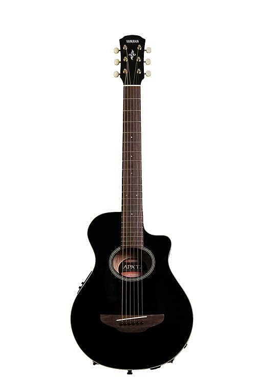 Yamaha APXT2-BL 3/4 Size Thin-line Acoustic/Electric Guitar