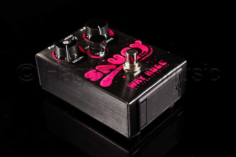 Way Huge Saucy Box Overdrive Pedal