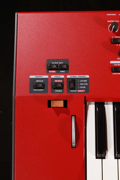 Nord Wave 2 Performance Synthesizer Keyboard