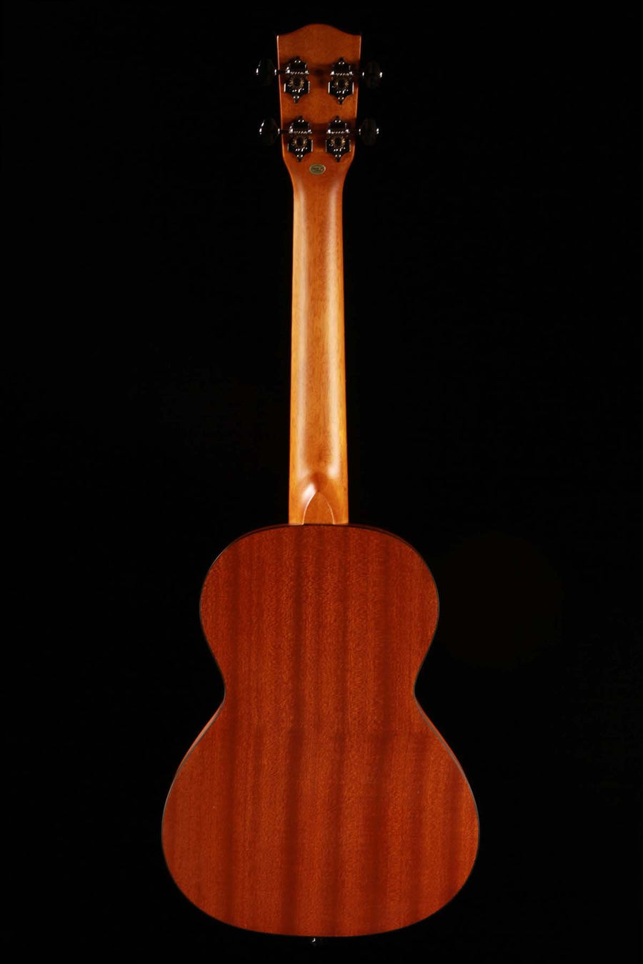 Ohana TKS-22E Solid Spruce Top Tenor Ukulele with Passive Electronics
