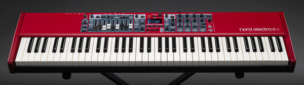 Nord Electro 6D 73-Key Semi Weighted Keyboard