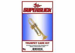 Superslick Trumpet Care Kit