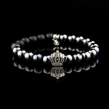 "THE KING – ""KINGS AND QUEENS"" Men's Bracelet"