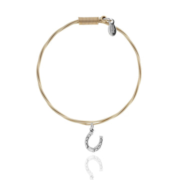 "HORSE SHOE – ""SUPERSTITION"" Women's Bracelet"
