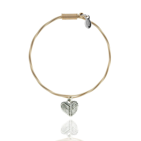 "WINGS – ""THE WIND BENEATH MY WINGS"" Women's Bracelet"
