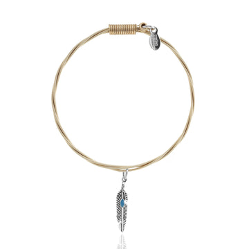 "FEATHER – ""STAIRWAY TO HEAVEN"" Women's Bracelet"