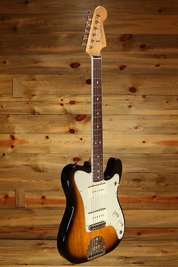 Fender Parallel Universe Jazz Tele 2-Color Sunburst