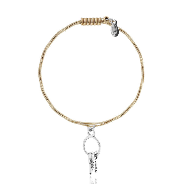 "KEYS – ""SHOULD I STAY OR SHOULD I GO"" Women's Bracelet"