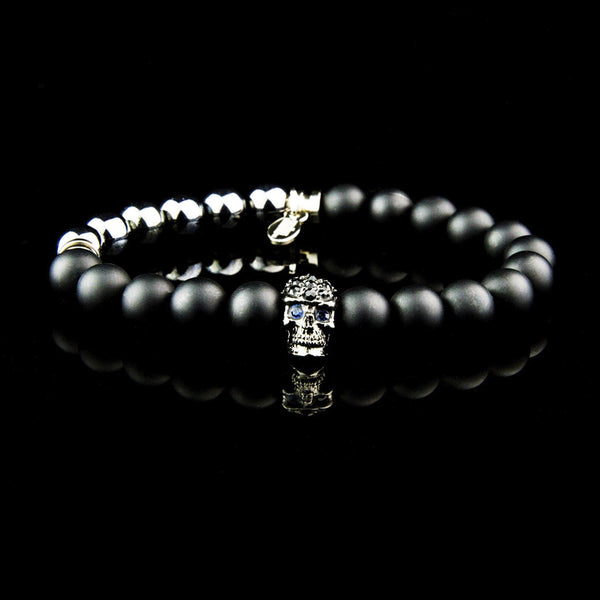 "THE IMMORTAL – ""FADE TO BLACK"" Men's Bracelet"