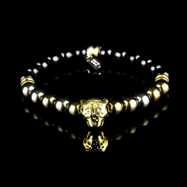"THE CHOSEN | GOLD – ""WELCOME TO THE JUNGLE"" Men's Bracelet"