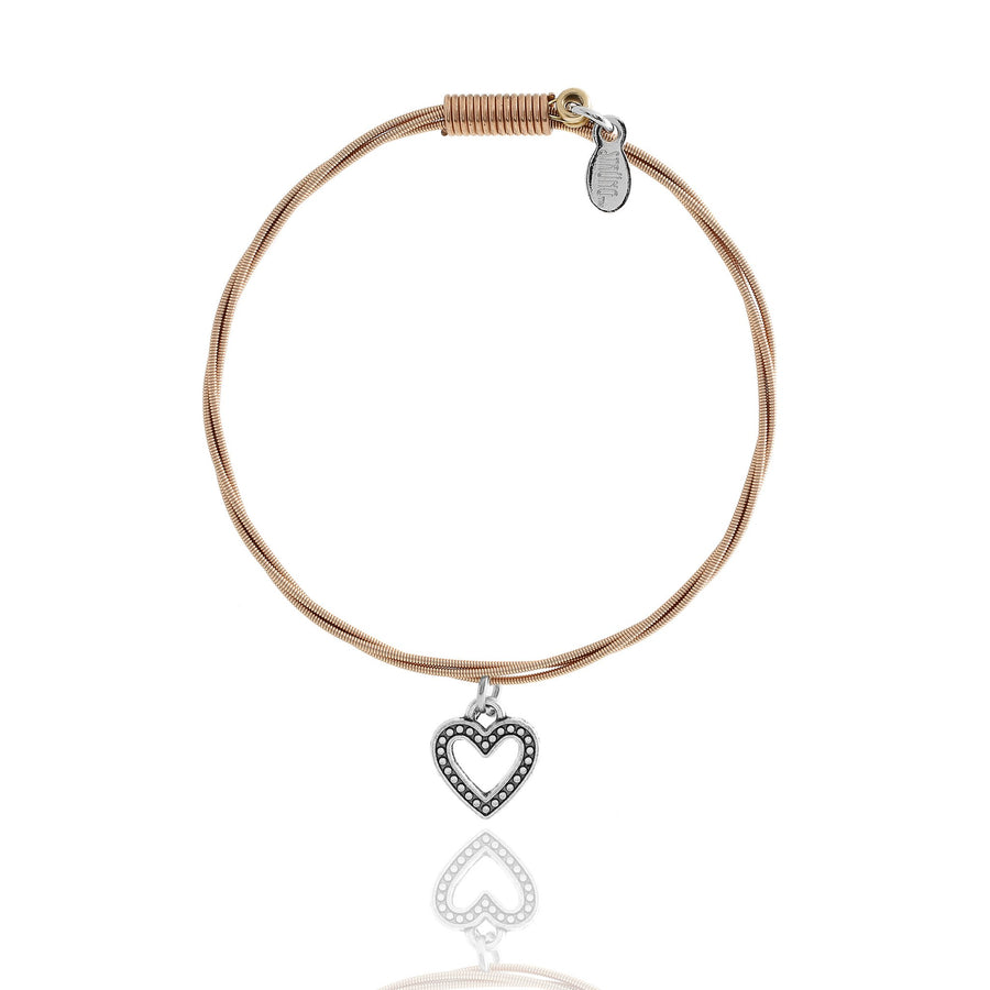 "HEART – ""WHOLE LOTTA LOVE"" Women's Bracelet"