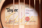 Taylor 514ce Grand Auditorium Acoustic Guitar with Electronics