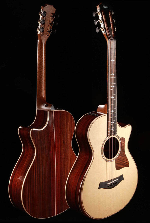 Taylor 812ce 12-Fret DLX Rosewood Grand Concert