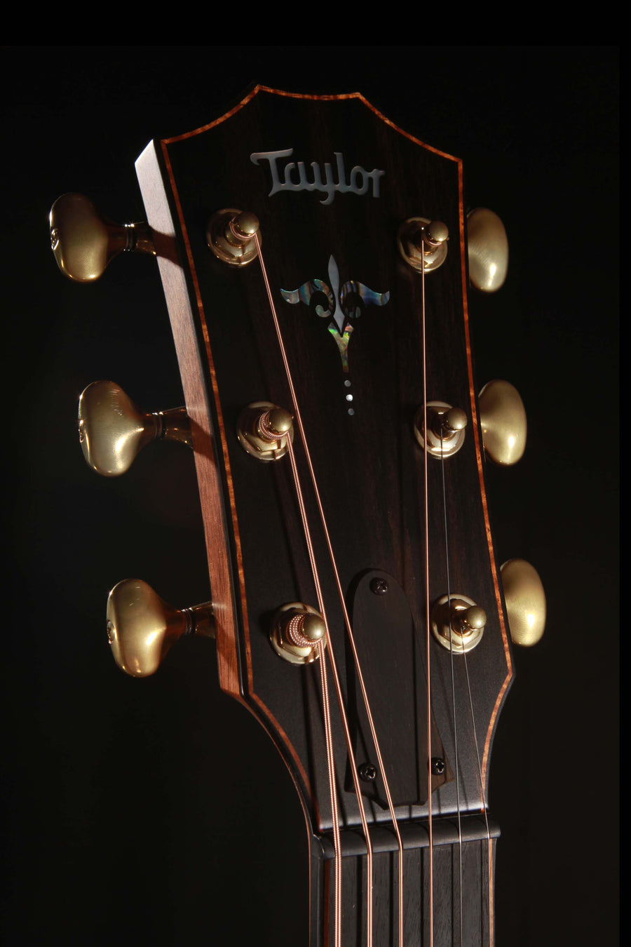 Taylor 912ce Builders Edition WHB Top Grand Concert Acoustic-Electric Guitar