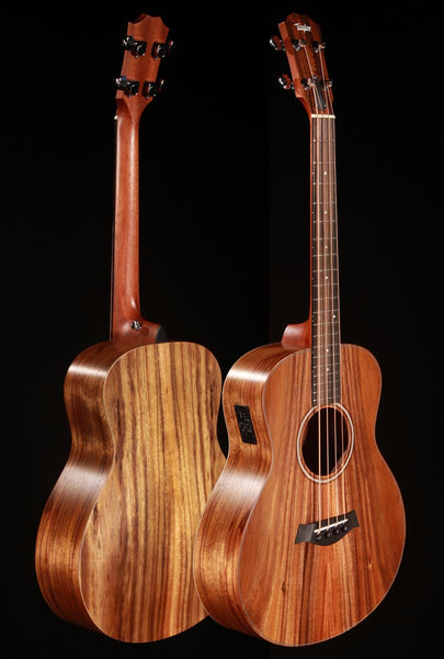 Taylor GS Mini-e Koa Bass w/GS Mini Hard Bag
