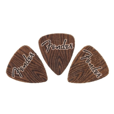 Fender Felt Ukulele Picks 3-Pack