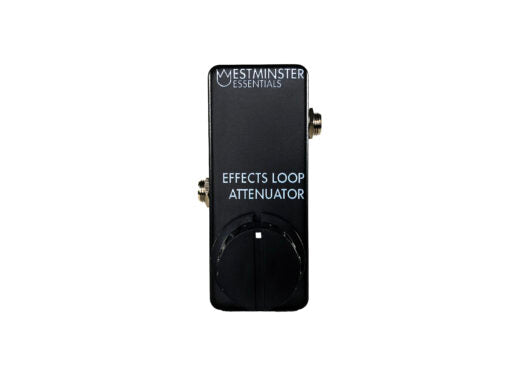 Westminster Effects Effects Loop Attenuator