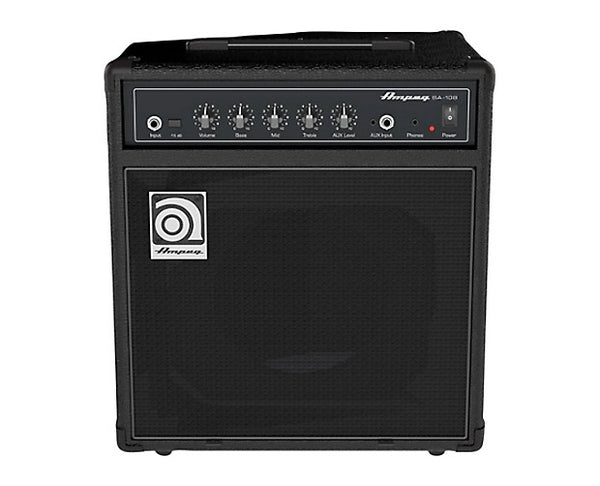 Ampeg BA-108v2 20-watt 1x8 Combo Bass Amp from Haggertys Music