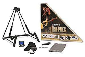 Yamaha Guitar Accessory Kit for Electric & Acoustic Guitar (Axe Pack)