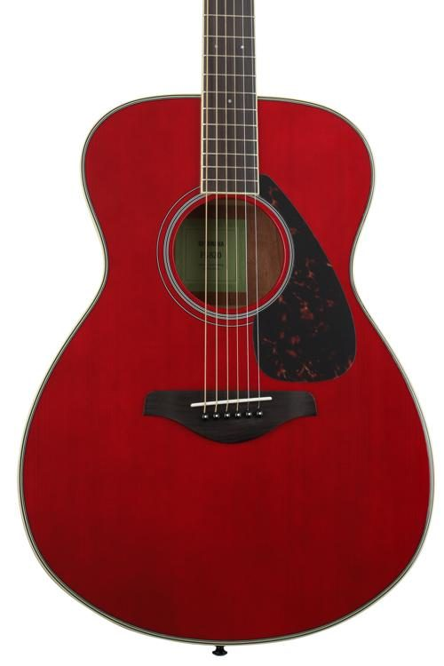 Yamaha Concert - Ruby Red (FS820)