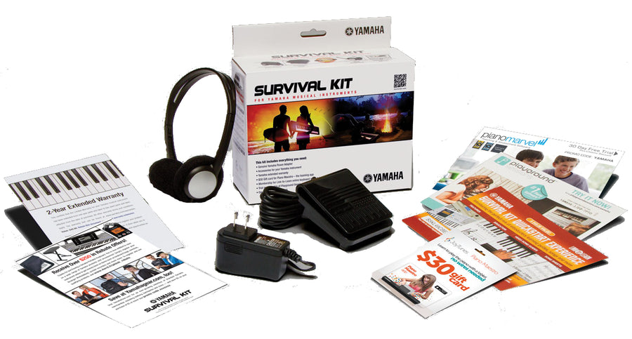 Yamaha Survival Kit B2 for PSRE263, PSRE363, NP12 and EW300