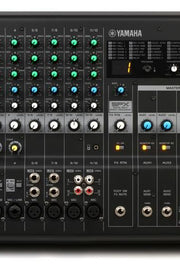 Yamaha 12-channel 1260W Powered Mixer (EMX5)