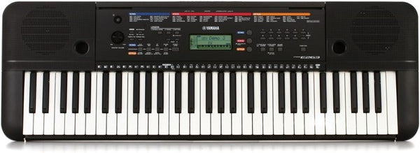 Yamaha 61-key Portable Arranger (PSR-E263)