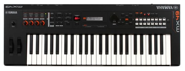 Yamaha - Black Synthesizer (MX49)