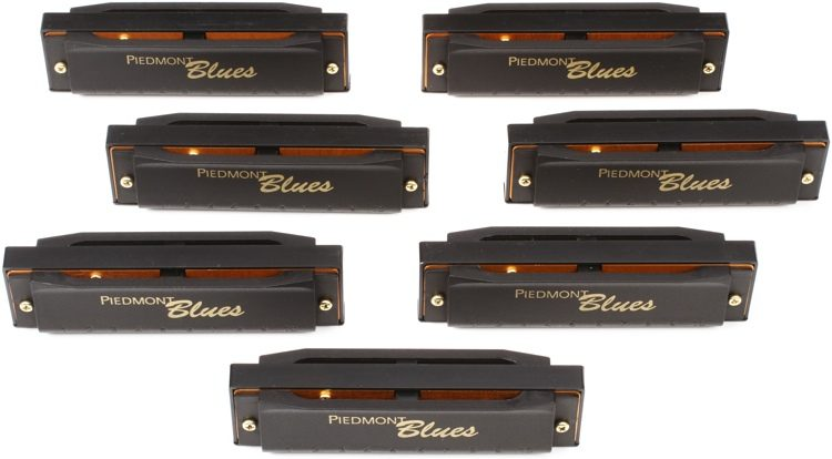 Hohner Piedmont Blues Set (PBH7)