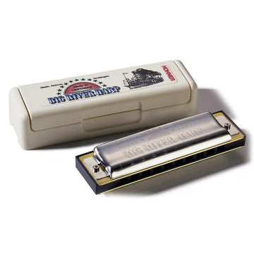 Hohner Harmonica, Key of D (590BX-D)