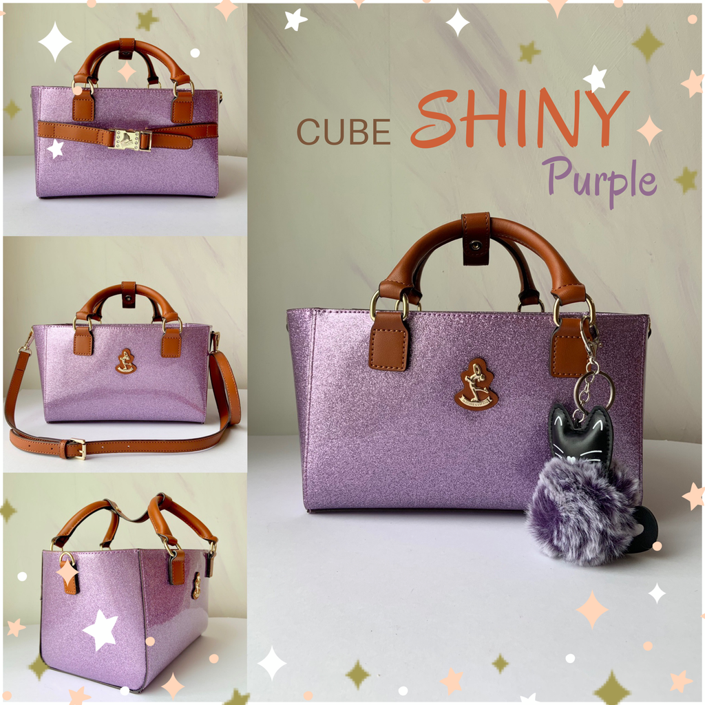 NEW ARRIVALS - CUBE SHINY.